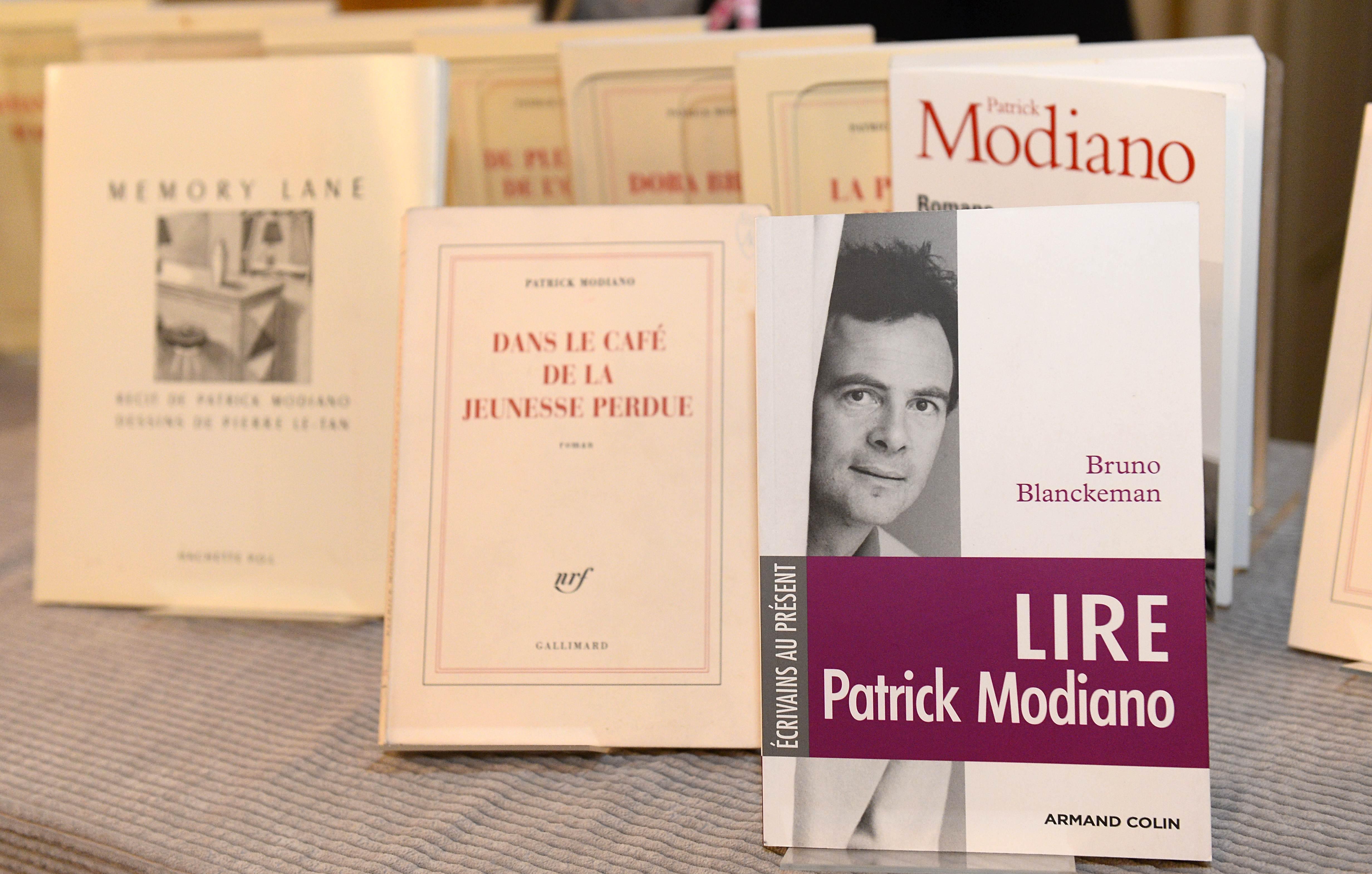 باتريك موديانو – شذرات